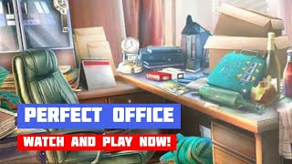 Perfect Office · Game · Gameplay