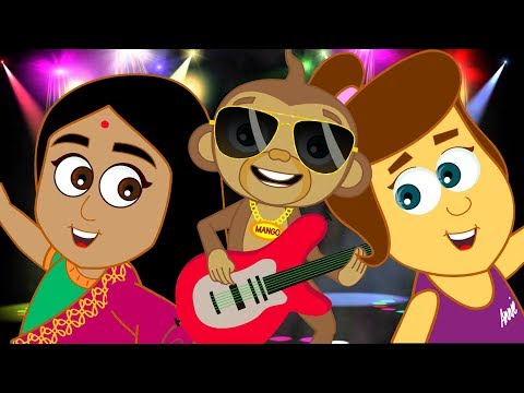 A Trip to INDIA BOLLYWOOD Adventures of Annie Ben And Mango Funny Baby Animal Cartoon Compilation