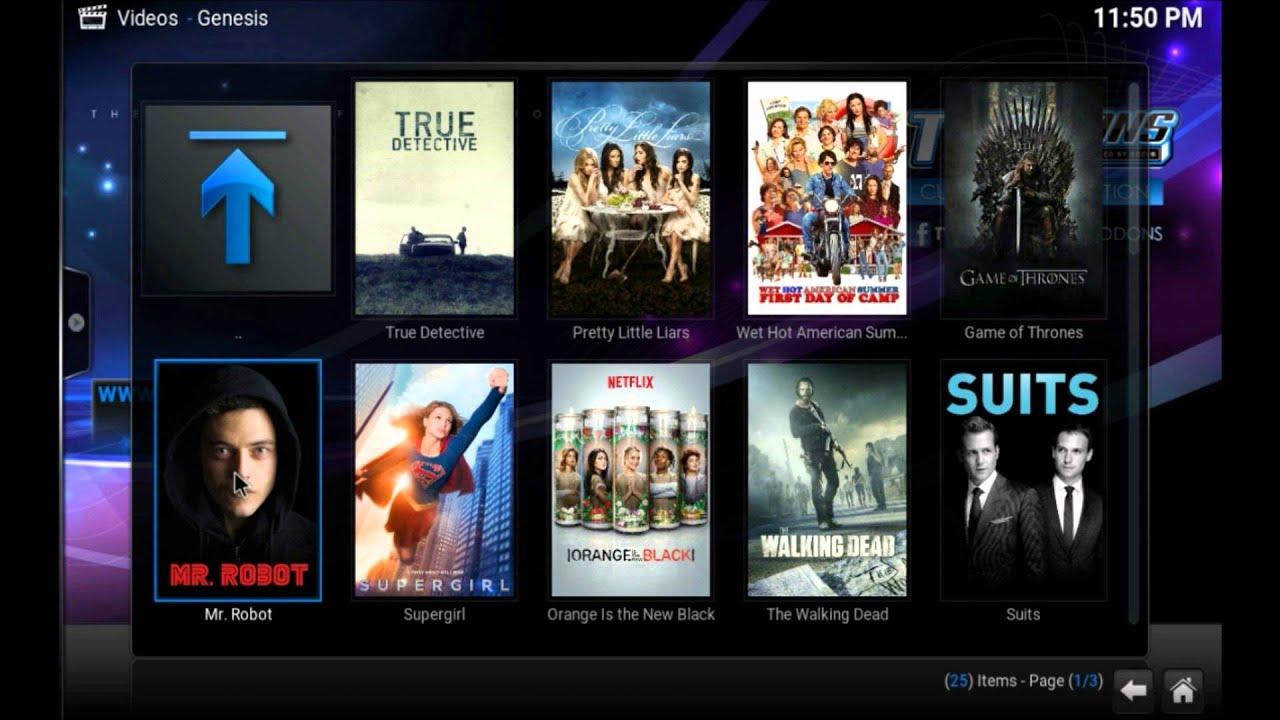 Como instalar plugin para hacer streaming en chromecast, Roku o FireTV