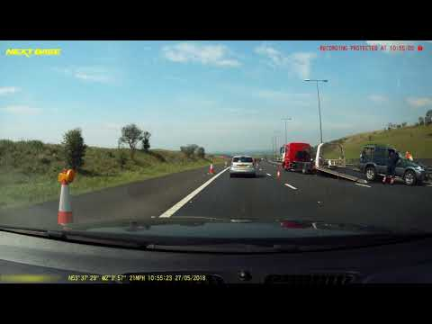 DashCam Compilation UK. Barnsley And Surrounding Areas.