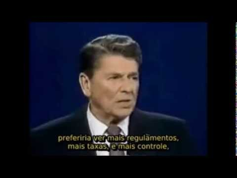 O que é ser Conservador - Ronald Reagan