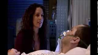 "Gaz wakes up and tells Donna ""It"