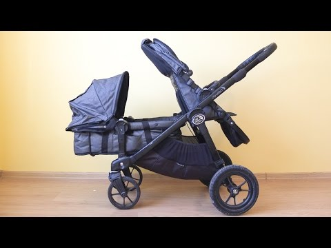 Baby Jogger City Select Double Stroller Youtube