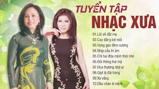 Thanh Tuyền Sơn Tuyền - Tuyển Tập Nhạc Xưa | Cặp Song Ca Chị Em Hay Nhất Nhạc Vàng Hải Ngoại