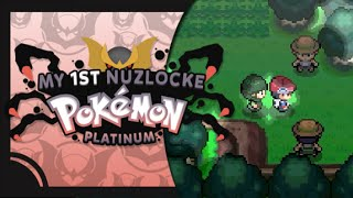 """MY FIRST NUZLOCKE (Pokemon Platinum) - Episode 7: """"The Forest of OH GOD"""""""