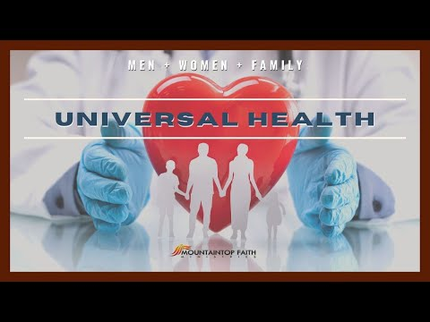 """MFM MID-WEEK LIVE!!!  07.28.21 Extended 1Hr Special on """"Universal Health"""""""