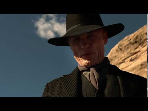 """...But there's a deeper level to this game..."" Westworld quote S01E01 The Man In Black"