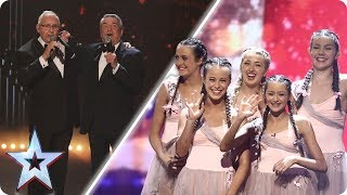 MerseyGirls & The Pensionalities are Finalists | Semi-Final 4: Results | Britain's Got Talent 2017