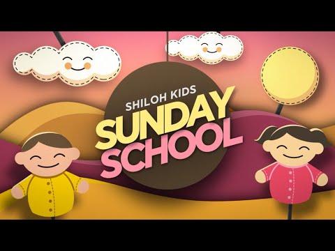 Shiloh Kids Sunday School - Minggu, 6 Juni 2021