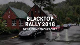 BlackTop Rally 2018, Day 2