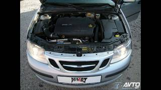Saab 9-3 Vector 1.9 TiDS Steptronic Full Review,Start Up, Engine, and In Depth Tour