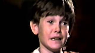 "Henry Thomas audition för E.T. ""Ok kid, you got the job""."