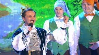 КВН Шурочка - 2018 Премьер  лига Первая 1/2 Фристайл