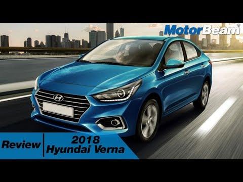 2018 Hyundai Verna Review EXCLUSIVE India Drive MotorBeam