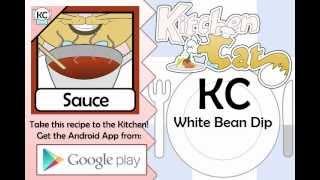 White Bean Dip - Kitchen Cat