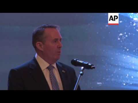 UK Minister: Britain to be global trade champion