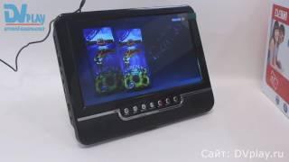 LS-911T - обзор портативного телевизора с тюнером DVB-T2