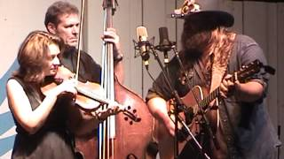 "Steeldrivers w/ Chris Stapleton ""Midnight Train To Memphis,"" Grey Fox 2008"