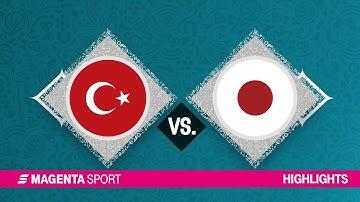 Türkei - Japan | Gruppenphase, FIBA-WM | MAGENTA SPORT