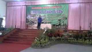 Simfoni indonesia raya SMPIT AL USWAH TUBAN