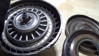 Устройство АКПП - Гидротрансформатор ( Блокировка, неисправности)