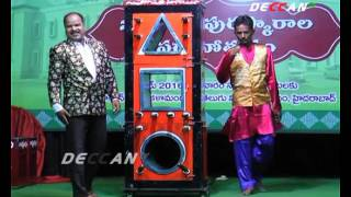 Magic Show at Telugu University on Deccan TV