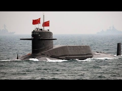 China Sends Nuclear Submarines In Response to US