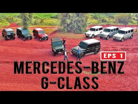 The Mercedes Benz G Class Eps  1