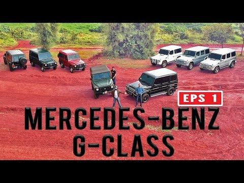 The Mercedes Benz G Class Eps  1