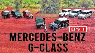 Mercedes-Benz G-Class Eps  1