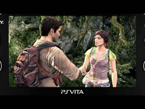 Uncharted  Golden Abyss - Gamescom 2011 - Historia (Story Trailer) - Ultimagame.com