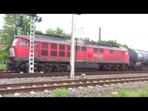 Die letzten Einsätze der stärksten Diesellok der Deutschen Bahn (Baureihe 241)