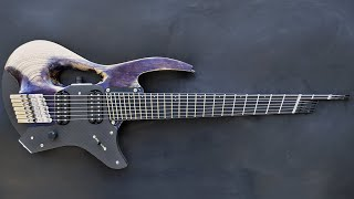 Roopam Garg   Fathom 7-String Guitar