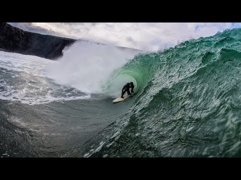 Fergal Smith's - Wooden High Performance Surfboard