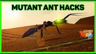 Vigilante 8 2nd Offense - Mutant Ant Hacks (0ns, Remote, Scale, Nulled, Invincible)