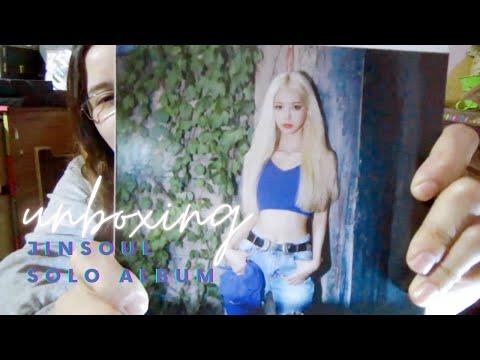 UNBOXING 🌙 LOOΠΔ/LOONA — 7th Single Album JinSoul 진솔