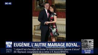 Eugénie, le mariage royal qui ne déchaîne pas les foules