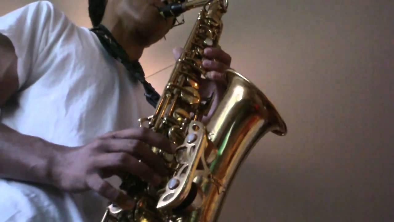 F*CK YOU - Cee-Lo Green (Alto Saxophone) - YouTube