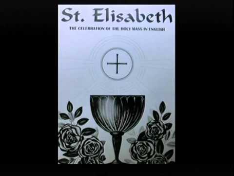 SET YOUR HEART ON A HIGHER GIFTS...ST.ELISABETH CHURCH CHOIR HAMBURG