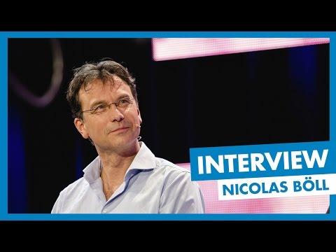 Interview | Nicolas Böll - InteressenVerband Synchronschauspieler e.V. | Medienforum 2016