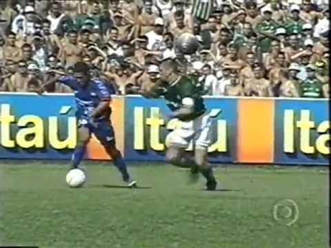 Palmeiras 3 x 4 São Caetano - Copa João Havelange 2000 - Quartas de Final