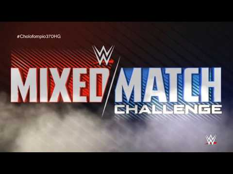 "WWE Mixed Match Challenge 2018 Official Theme Song  ""One Chance"" - by CFO$"