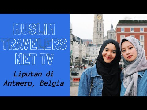 Behind The Scene Muslim Travelers NET TV ft. Gita Savitri Devi