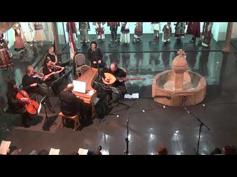 Monteverdi and the Venetian Baroque Extravaganza | Belgrade Harpsichord Festival 2013 (full concert)
