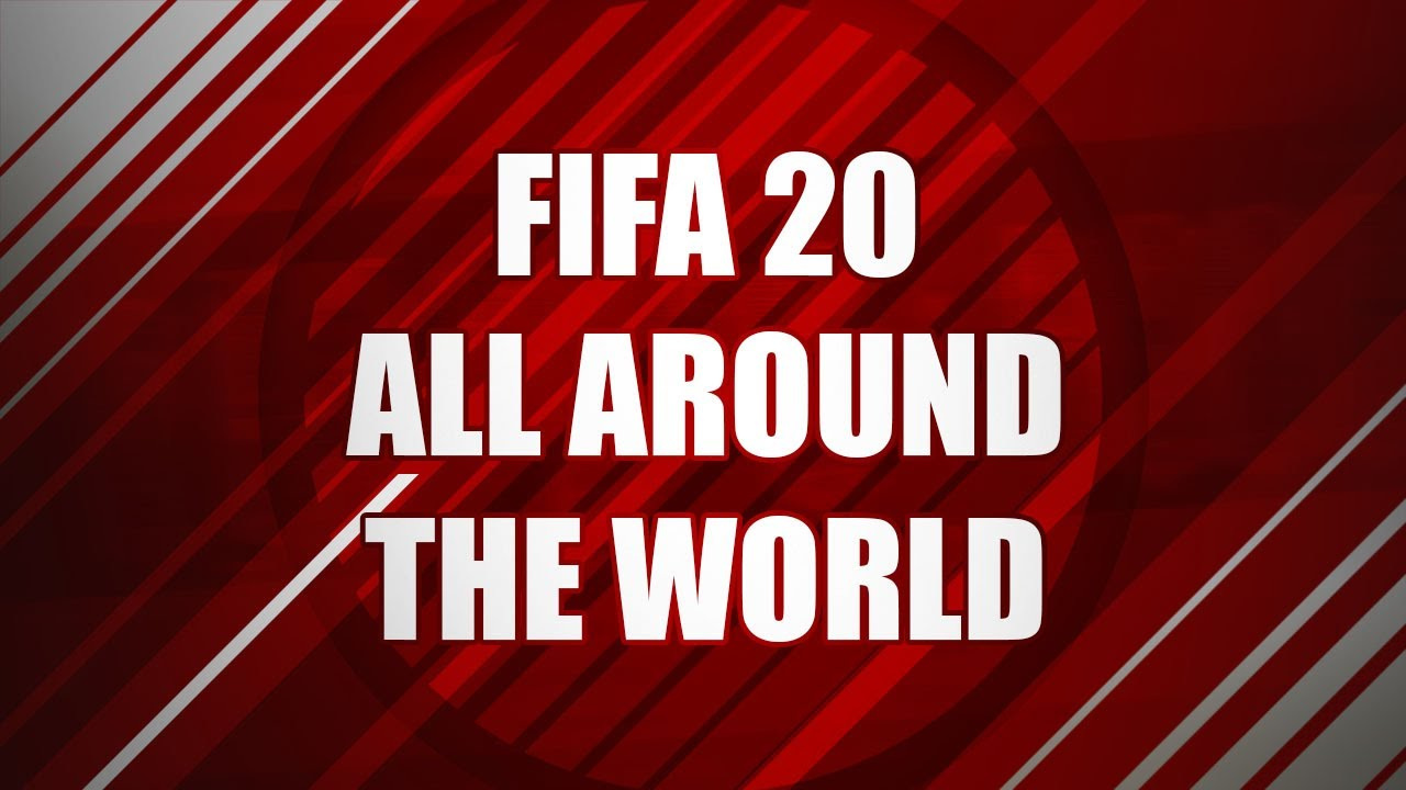 Fifa 20 Around The World Sbc No Loyalty Hybrid Nations Squad