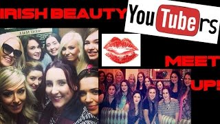 iby meetup 2014 irish beauty youtubers meetup