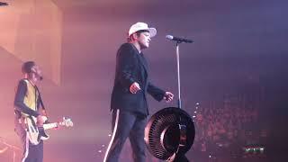 Bruno Mars 24K Magic Tour Birmingham - Runaway Baby