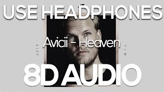 Avicii - Heaven (8D AUDIO) mp3