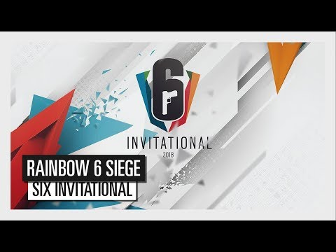 Rainbow Six Siege Invitational 2018: Rookie Cast - Quarter Final 1 - Penta vs. Ence