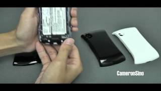 Аккумулятор увеличенной ёмкости для SONY ERICSSON R800a